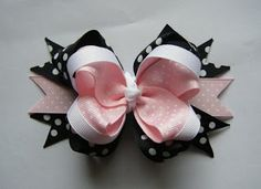 Jitty Bug Designs: Boutique Bows