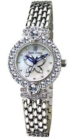 Luxury Rhinestone Watch Collection 012