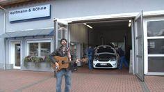 Jesse Cole im Autohaus Hoffmann & Söhne - working mens blues