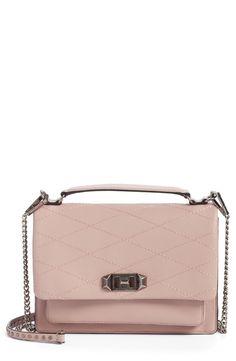 f463229ed7 Medium Je T aime Convertible Leather Crossbody Bag