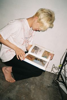 jdzcity: Nam Tae Hyun - ブランク