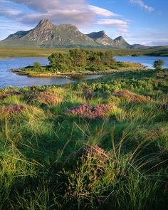Ben Loyal and Lochan Hakel, Scotland