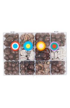 Dylan's Candy Bar Dylan's Candy Bar Signature Dark Chocolate Tackle Box available at #Nordstrom