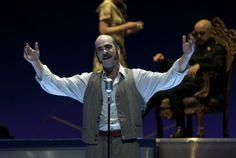Ópera dos tres reás. A cargo do Centro Dramático Galego.
