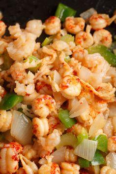 Creole Shrimp Etoufee
