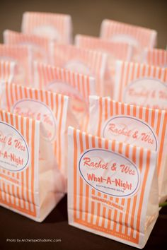 Archetype Studios; Beyond Stunning Texas Wedding from Archetype Studios - wedding favor idea