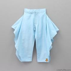 Blue Top And Dhoti Pants   Little Muffet Kids Frocks Design, Nice Dresses, Dresses With Sleeves, Frock Design, Ribbed Knit Dress, How To Look Classy, Indian Designer Wear, Blue Tops, Kids Fashion