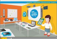 Ya está disponible la guía TIC para personas con TEA, un completo catálogo online, desarrollado por BJ Adaptaciones con la participación activa de la Confederación en el que se dan cita algunos de los dispositivos más habituales para el uso y la implementación de las tecnologías de la comunicación en personas con TEA.