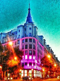 ya está Madrid vistiéndose de Navidad, ¿dónde estoy?