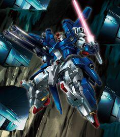 GUNDAM GUY: Awesome Gundam Digital Artworks [Updated 5/10/16]