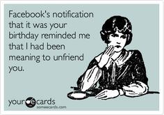Funny Birthday Ecards For Mom ~ Happy birthday! may your facebook wall be filled with messages from