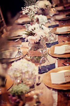 This radiant couple's lavish event doesn't just feature details - but loads of it. From a bucketful of finely crafted trinkets that we're raving about to their elaborate table décor, are all the goodies that'll delight us today. Rustic Bohemian Wedding, Reception, Table Decorations, Type 3, Facebook, Home Decor, Decoration Home, Room Decor, Receptions