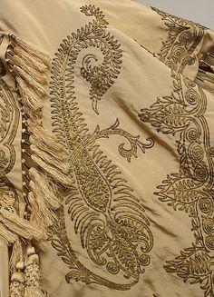 Opera cloak (image 4) | Lord & Taylor | American | 1850s | silk | Metropolitan Museum of Art | Accession Number: C.I.53.2