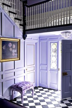 Lavender Mist, Benjamin Moore