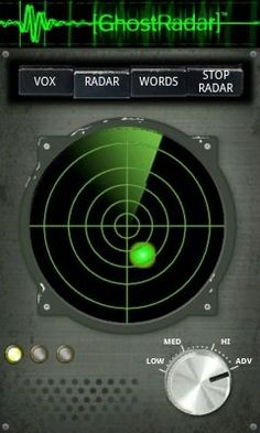 Ghost Radar - FREE Phone App