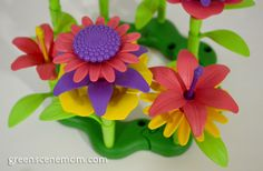 Build A Bouquet Green Toys Makes Playtime Fun In Way That Is Also