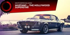 Mustang - The Hollywood Superstar! - UK Car Auction Search :: Search ALL UK Car Auctions Search Engine, Superstar, Mustang, Auction, Hollywood, Car, Automobile, Mustang Cars, Vehicles