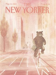 The New Yorker - Monday, May 23, 1983 - Issue # 3040 - Vol. 59 - N° 14 - Cover by : Charles Addams