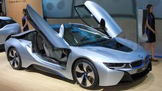 """Click visit to take the full quiz! BMW stepped firmly into the 21st century with this futuristic-looking sports car. On sale since 2014, it is currently the all-time best-selling plug-in sports car. Part of BMW's electric """"Project i"""", this is the i8. -- Answer: i8 -- #Cars"""