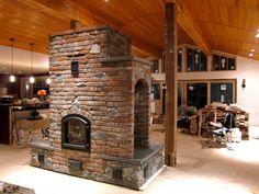 Wilde Hilde: Rocket Stove Mass Heaters- A love letter Build A Fireplace, Stove Fireplace, Kitchen Fireplaces, Gas Fireplaces, Wilde Hilde, Wood Stove Heater, Wood Heaters, Outdoor Cooking Stove, Rocket Mass Heater