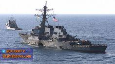 هشدار موشکانداز ارتش نظام حاکم بر ایران به کشتی آمریکایی در خلیج فارس http://ift.tt/2wT6oAF  #در_تی_وی را در تلگرام دنبال کنید  @DORRTV #هشدار #موشك #ارتش #نظام #حاكم #ايران #كشتي #خليج_فارس