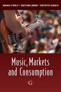 Leestip van de maand: Music, markets and consumption - O'Reilly, D., G. Larsen en K. Kubacki  Over:muziekindustrie & marketing  & onafhankelijke, kleinere labels http://www.boekman.nl/sites/default/files/downloads/free_downloads/leestip_music_jan14.pdf