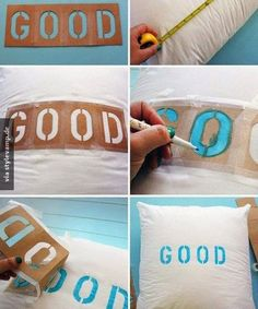 Style Your Pillow