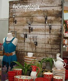 1000 images about the find on pinterest anthropologie for Anthropologie store decoration ideas