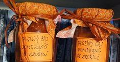 Pečený čaj s pomerančem a skořicí Drinks, Bottle, Food, Syrup, Drinking, Beverages, Flask, Essen, Drink