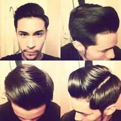 suavecito hair styles my hair right now i like a pomp it s easy and i 8656