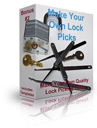 Make your own #lock picks