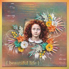 This Beautiful Life by Lara´s Digi World photo Adam Wawrzyniak use with permission Life Is Beautiful, Beautiful Images, World Photo, Poppies, Colours, Gallery, Scrapbooking, Painting, Shop