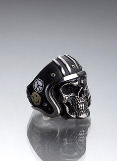 """Résultat de recherche d'images pour """"ring helmet skull"""""""