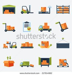 Warehouse Icon Stock Photos, Images, & Pictures | Shutterstock