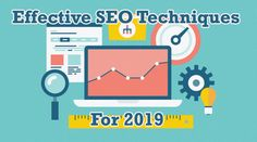 Effective SEO Techniques this 2019 to Improve Rankings Bookmarking Sites, Seo Techniques, Web Design Services, Best Seo, Seo Tips, Search Engine Optimization, Web Development, Making Out, Digital Marketing