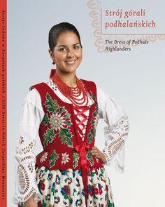 Folk Fashion, Fashion Sewing, Folk Embroidery, Cross Stitch Embroidery, Folk Clothing, Arte Popular, Traditional Outfits, Poland, Christmas Sweaters