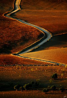 The long and winding road ...