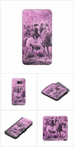 Pink 1860 Lady Riding Side-Saddle