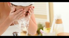 FACE WASH OVER 50