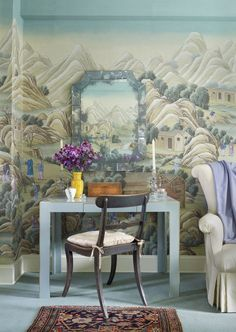See more of Jayne Design Studio's West Side Apartment on 1stdibs