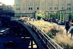 NYC High Line :)