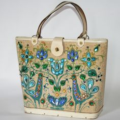 Enid Collins Pavan Bag My Grandmother Had One Of These New Handbags