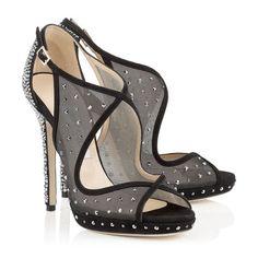 LEONDRA 120 · Sandales en daimChaussures sandales pour femmesSandales À  TalonsTALONS ... 51884586d074