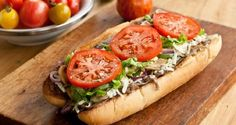 Sous-marin au steak et fromage style Subway Steak Sandwich Recipes, Panini Sandwiches, Wrap Sandwiches, Steak And Cheese Sub, Beef Recipes, Low Carb Recipes, Cooking Recipes, Steak Wraps, Pizza