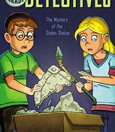 The Mystery of the Stolen Statue (Third-Grade Detectives) PDF
