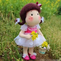 Mimin Dolls: Uma menina meiga