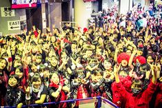 @BABYMETAL_JAPAN APOCRYPHA - THE RED MASS - はっじまっるよ〜!! #BABYMETAL #赤ミサ