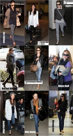 HOW TO: AIRPORT STYLE