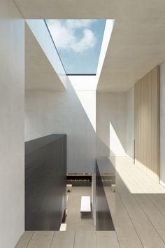 Forslag til ovenlys der kan lyse ned i kælder fra entre