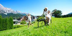 Sommerurlaub am Krallerhof! Wandern ist Salzburg ist ein Erlebnis! Salzburg, Mountains, Nature, Travel, Nursery Rhymes, Social Skills, Teamwork, Summer Vacations, Hiking